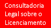 CONSULTORIA LEGAL SOBRE LICENSIAMENTO